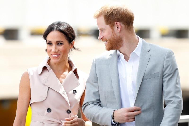 Buckingham Palace Responds to Rumors That Prince Harry and Meghan Markle Issued Guidelines For Their Neighbors
