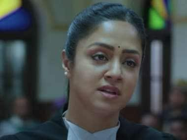 Ponmagal Vandhal trailer: Jyotika plays a determined lawyer seeking justice; Tamil film to release on Amazon