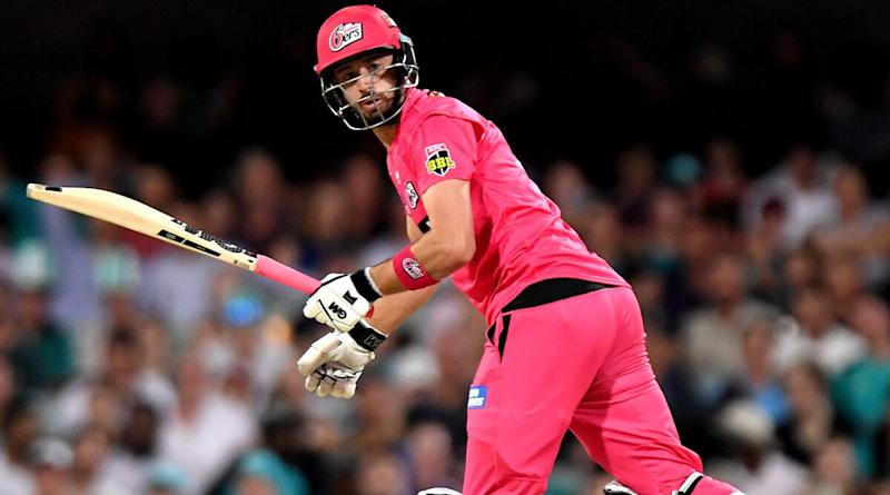 James Vince Run-Out During Sydney Sixers vs Melbourne Renegades BBL 2019–20 Match Is As Unfortunate as It Gets (Watch Video)