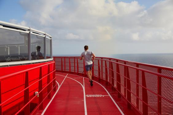 Wellness is a key focus on Virgin Voyages (Virgin Voyages)