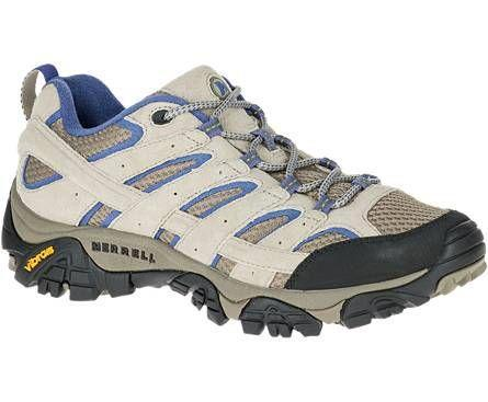 """<p><strong>Merrell</strong></p><p>merrell.com</p><p><strong>$125.00</strong></p><p><a href=""""https://go.redirectingat.com?id=74968X1596630&url=https%3A%2F%2Fwww.merrell.com%2FUS%2Fen%2Fmoab-2-ventilator%2F27949W.html%3Fdwvar_27949W_color%3DJ06018%23cgid%3Dwomen-footwear-hiking%26start%3D1&sref=https%3A%2F%2Fwww.thepioneerwoman.com%2Ffashion-style%2Fg32317616%2Fbest-hiking-boots-for-women%2F"""" rel=""""nofollow noopener"""" target=""""_blank"""" data-ylk=""""slk:Shop Now"""" class=""""link rapid-noclick-resp"""">Shop Now</a></p><p>With a shorter ankle height than the popular Moab 2 Mid, this boot is perfect for more casual day hikes. </p>"""