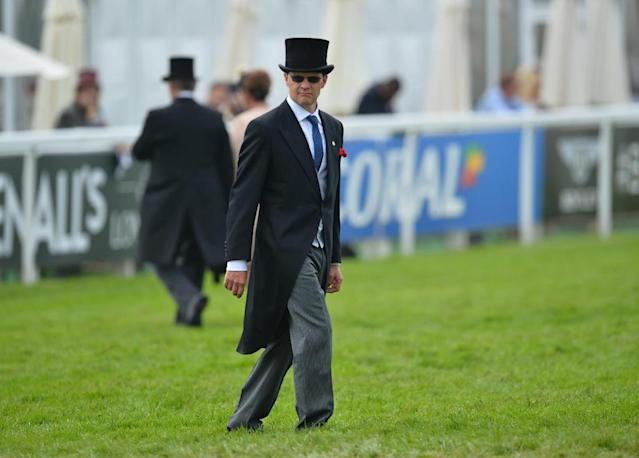 Aidan O'Brien's frustrating week in terms of Group One success had a happy ending on the final day of Royal Ascot as former Australian star Merchant Navy won the Diamond Jubilee Stakes (AFP Photo/GLYN KIRK )