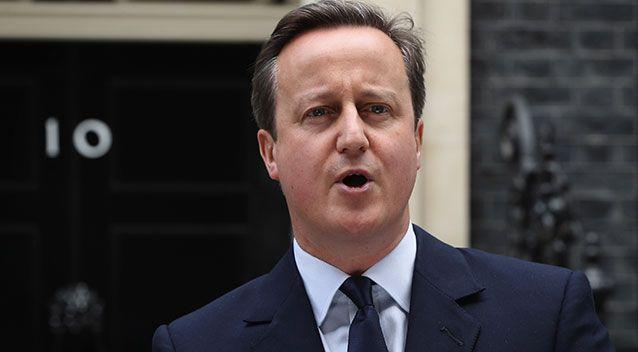 A new captain is needed: David Cameron announces he will resign as PM. Source: Getty