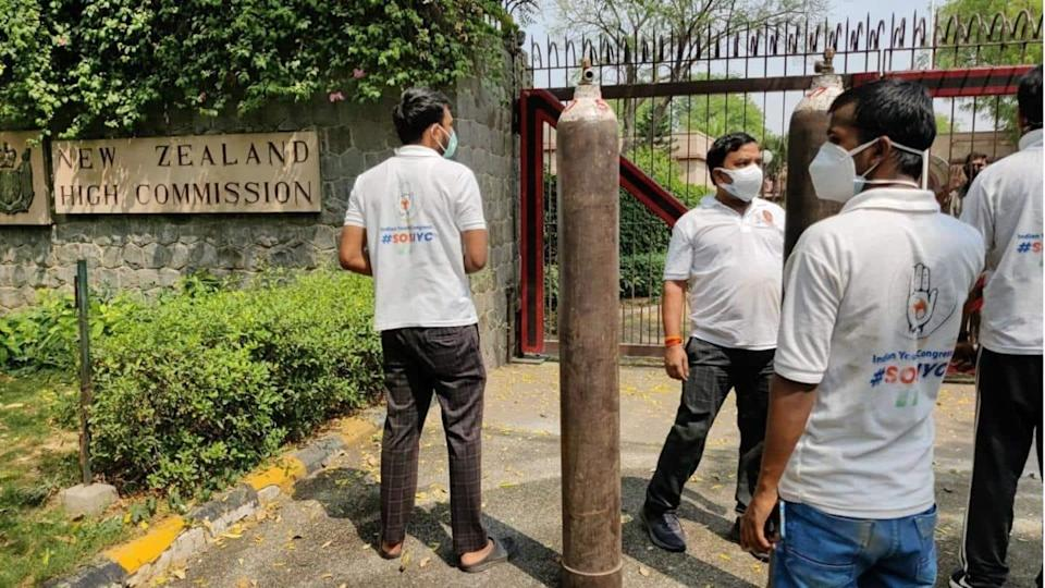 NZ High Commission sends oxygen SOS to Congress, row follows