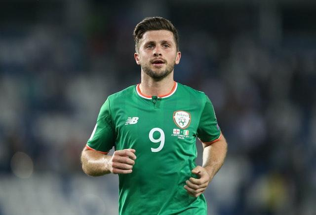 Shane Long is not a part of the squad for the matches against England, Wales and Bulgaria (Steven Paston/PA).