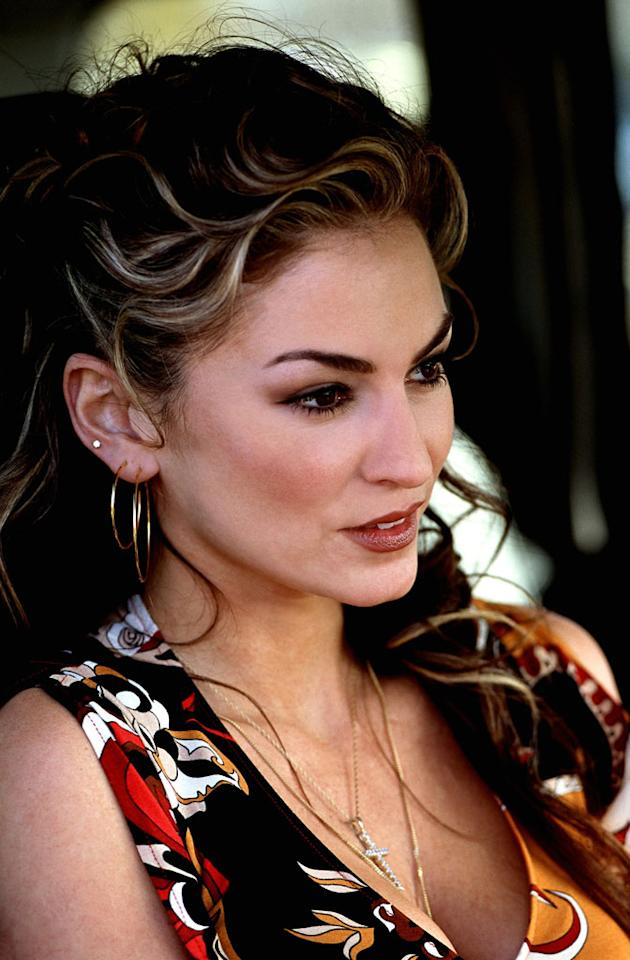 "Drea de Matteo in HBO's ""The Sopranos."""
