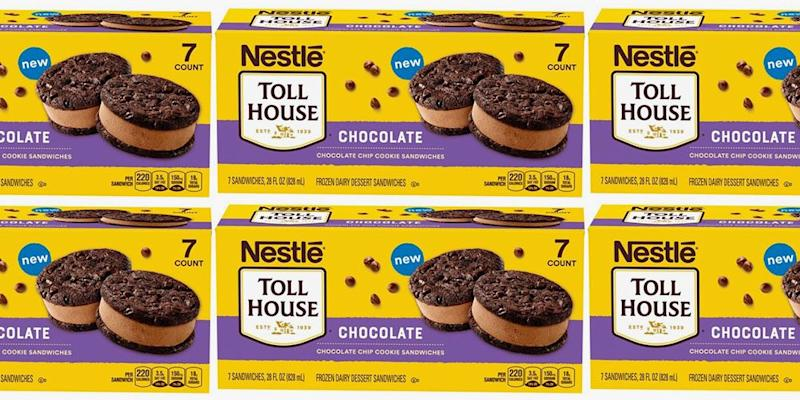 Nestle Tollhouse Is Finally Making Chocolate Ice Cream