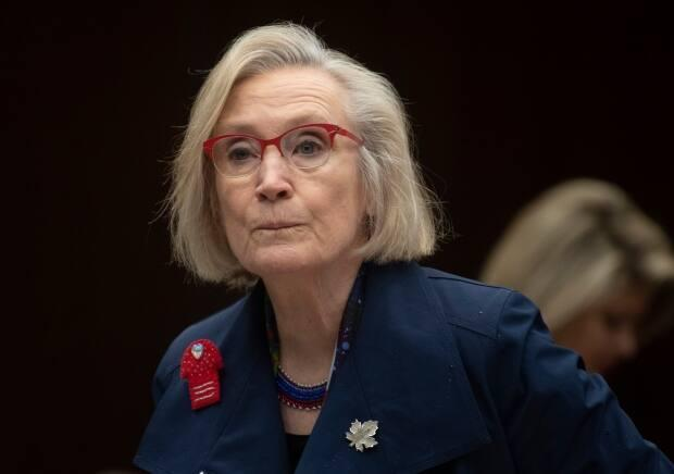Two provincial organizations representing First Nations Chiefs say Crown-Indigenous Relations Minister Carolyn Bennett must resign. (Adrian Wyld/The Canadian Press - image credit)