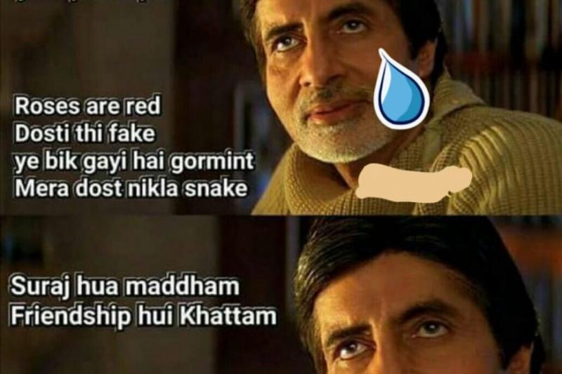 As K3G's Turns 18, Here Are Some of the Funniest 'Kabhi Khushi Kabhi Gham' Memes