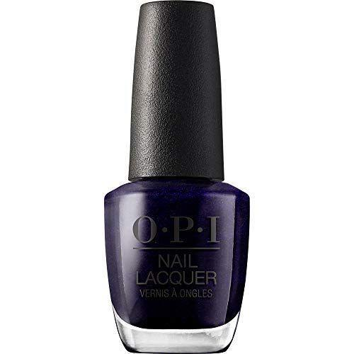 """<p><strong>OPI</strong></p><p>amazon.com</p><p><strong>$10.50</strong></p><p><a href=""""https://www.amazon.com/dp/B0034EAJJ6?tag=syn-yahoo-20&ascsubtag=%5Bartid%7C2141.g.37105652%5Bsrc%7Cyahoo-us"""" rel=""""nofollow noopener"""" target=""""_blank"""" data-ylk=""""slk:Shop Now"""" class=""""link rapid-noclick-resp"""">Shop Now</a></p><p>As dark as the night's sky, this deep blue hue is dark and bold—making it the perfect autumn shade for those looking to make a statement without the glitz of a metallic polish. With a<strong> glossy finish and long-lasting formula</strong>, it's sure to be your new favorite for those edgy looks.</p>"""