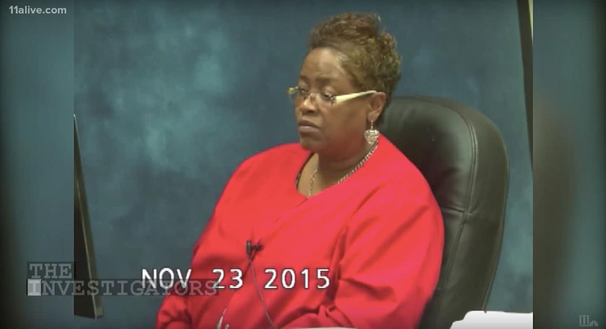 Nursing supervisor Wanda Nuckles said she immediately began performing CPR on James Dempsey when he was gasping for breath, but video footage tells a different story. (Photo: 11Alive)