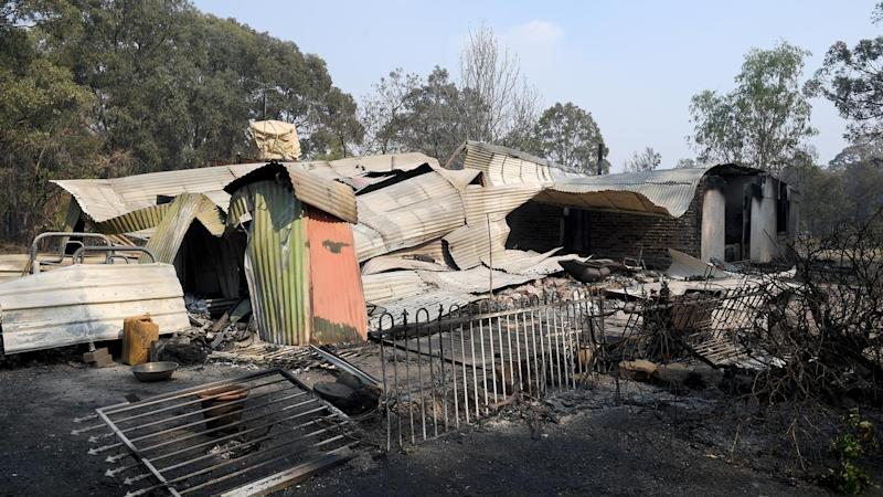 The destruction wrought by bushfires was worse than predicted, as authorities warn of more danger