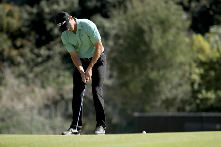 Patrick Cantlay, who was seeking a second title of the season, closed with a 71 to share fourth place at the Genesis Open