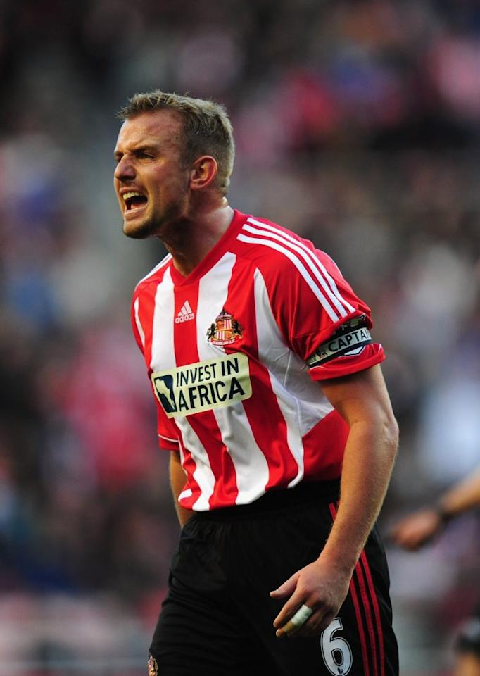 Cattermole continues to prove he is backbone of Sunderland