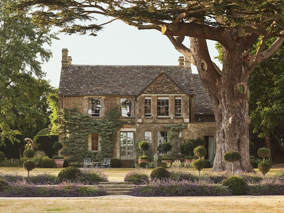 Thyme is 'a village within a village' in the Cotswolds (Thyme)