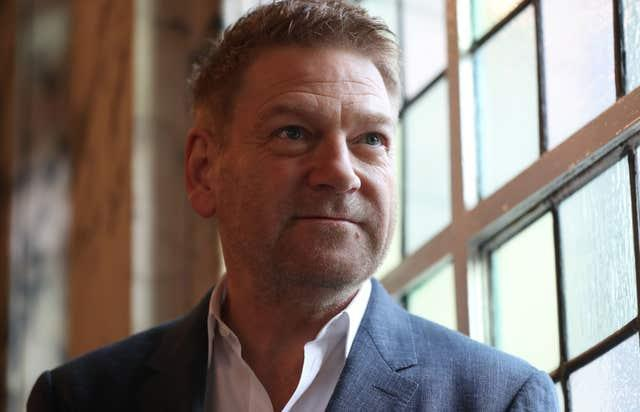 Sir Kenneth Branagh given the Freedom of Belfast