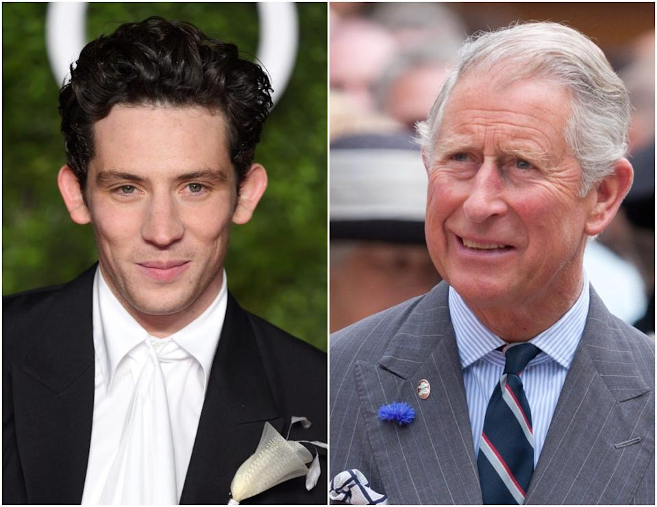 "Josh O'Connor plays Prince Charles in the third season of ""The Crown."" <p class=""copyright"">Karwai Tang/WireImage/Wikipedia</p>"