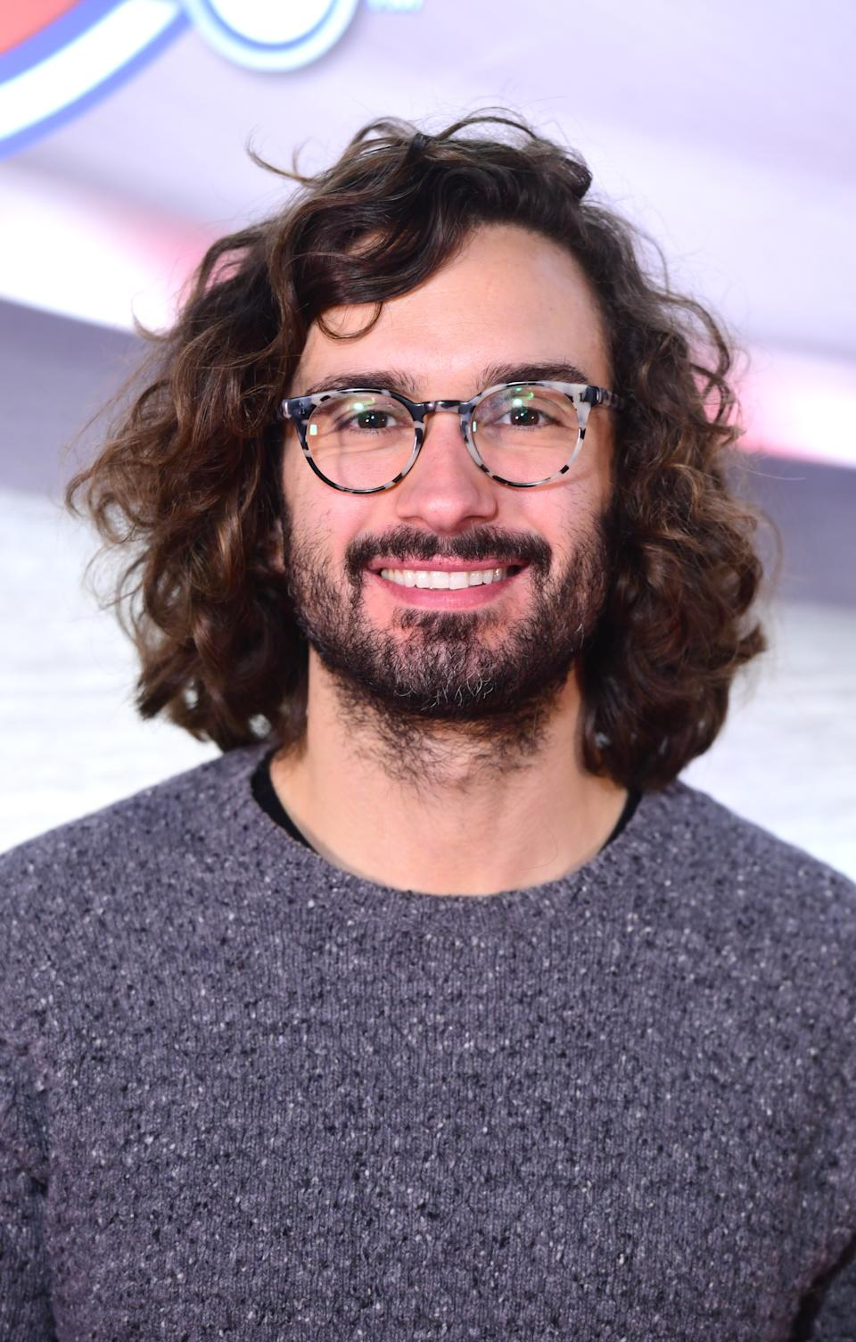 Joe Wicks arriving for the Paw Patrol: Ready Race Rescue Gala screening at Cineworld Leicester Square, central London. (Photo by Ian West/PA Images via Getty Images)