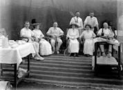 Exquisite hundred-year old photos of British Raj discovered in a shoe box