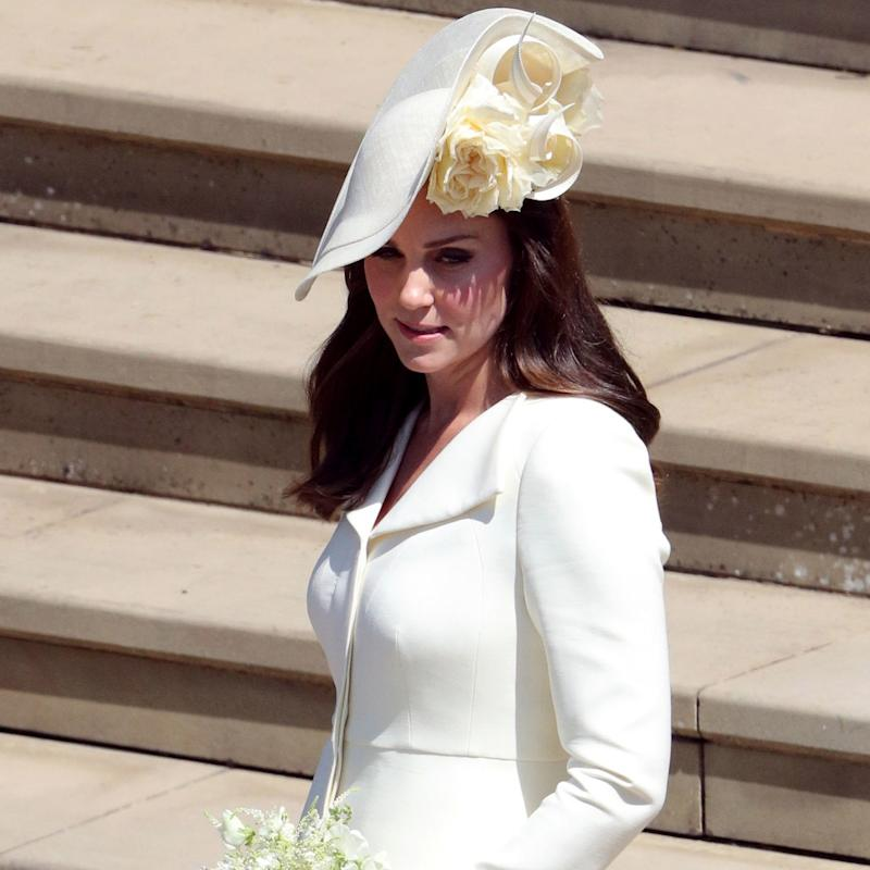 "Is the Ring Kate Middleton Debuted at the Royal Wedding a ""Push Present"" From Prince William?"