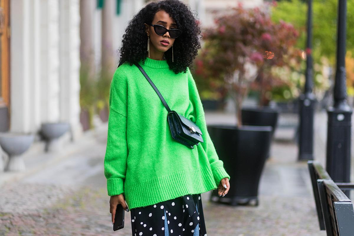 <h2>How To Style Bright Sweaters</h2>                                                                                                                                                                                                                                      <h4>Getty Images</h4>