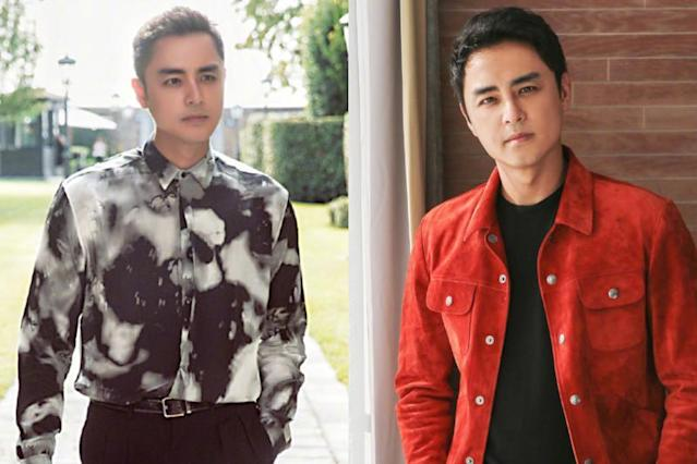 <p>明道作風低調。| Taiwanese actor-model Ming Dao has always kept his relationship low key.(圖 / 翻攝明道微博|Courtesy of Weibo/Ming Dao)</p>