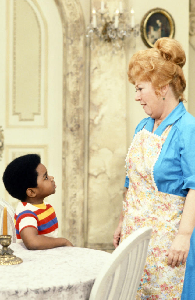 Rae starred opposite Gary Coleman on <i>Diff'rent Strokes</i>. (Photo: NBC/NBCU Photo Bank via Getty Images)