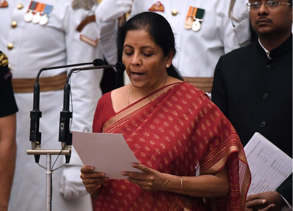She did her schooling from Madras and Tiruchirappalli. She obtained a Bachelor of Arts degree in Economics at the Seethalakshmi Ramaswami College, Tiruchirapalli in 1980, a Master of Arts degree in Economics and an M.Phil. from Jawaharlal Nehru University, Delhi in 1984.