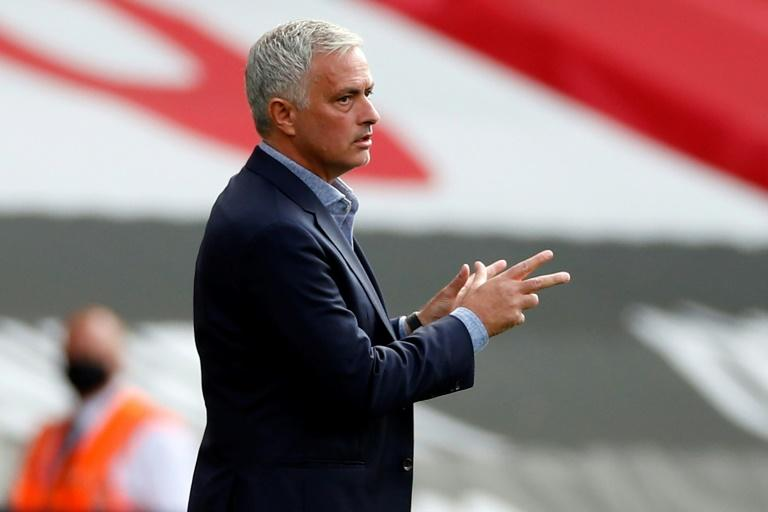 Mourinho says Spurs fixture pile-up rules out League Cup bid