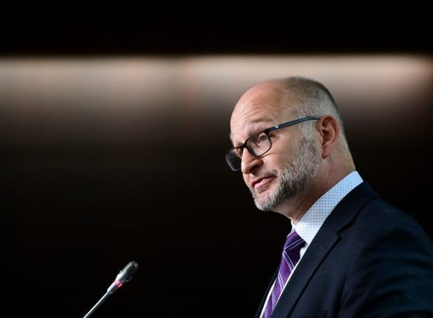 Justice Minister David Lametti tabled legislation Feb. 18 that deals with changes to how drug possession cases are dealt with by the justice system.