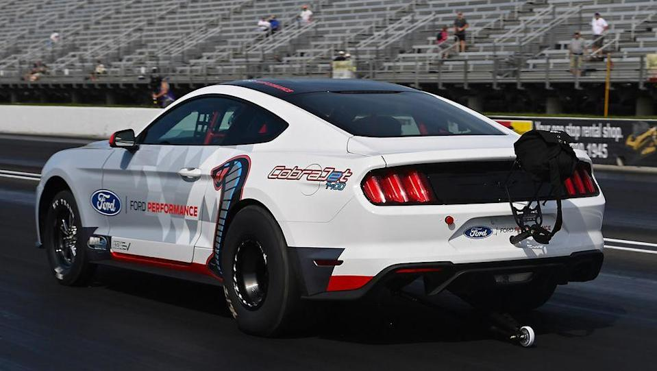 Photo credit: Ford Performance