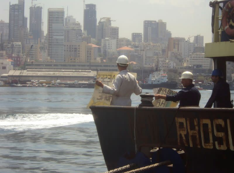 Beirut's accidental cargo: how an unscheduled port visit led to disaster