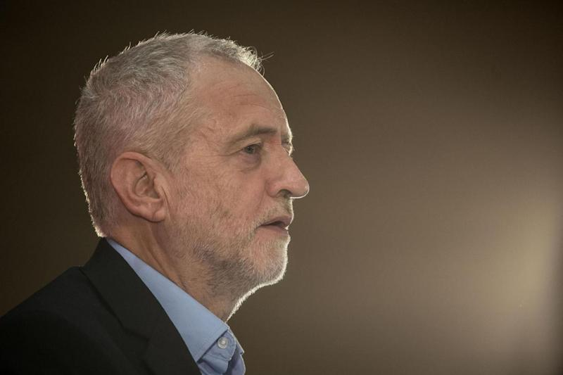 The prominent Labour donor has pledged to stand against Corbyn in the snap election (PA)