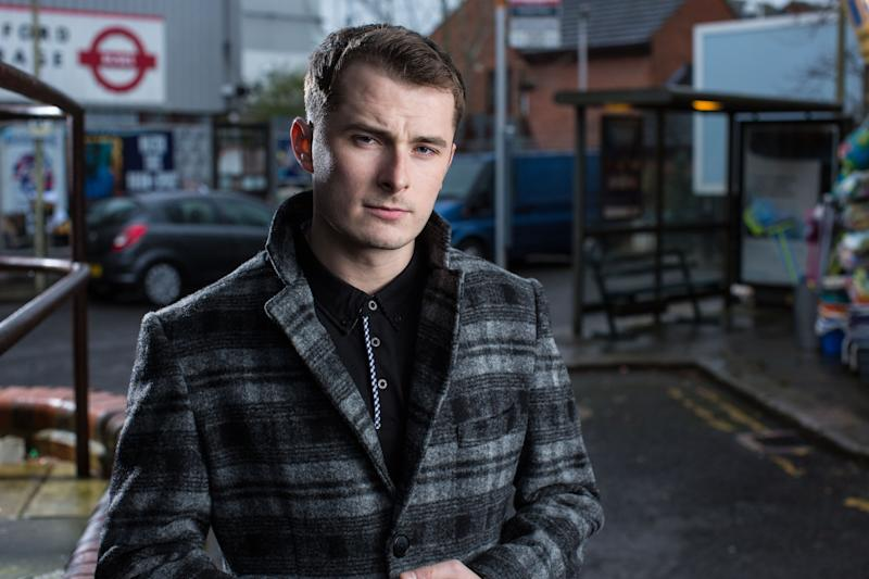 Max Bowden, the sixth Ben Mitchell, is up for Best Newcomer. (BBC/Jack Barnes)