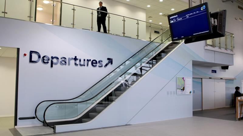 London Southend Airport passenger numbers take off