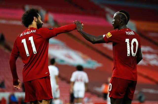 The recruitment of the likes of Sadio Mane and Mohamed Salah improved the squad (Phil Noble/NMC Pool)
