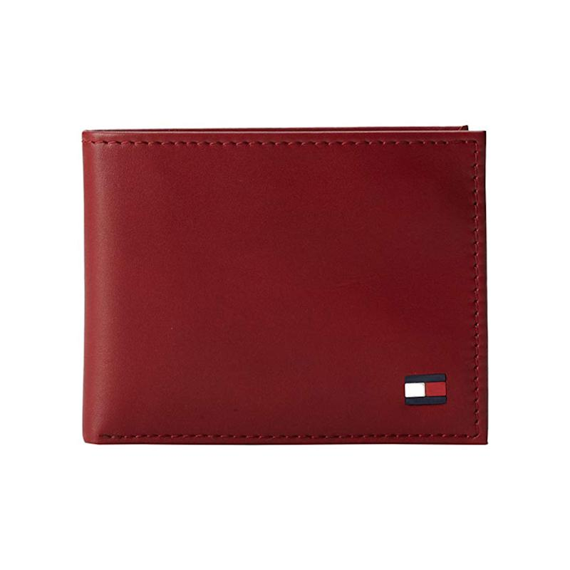 Tommy Hilfiger Men's Thin Casual Bifold Wallet. (Photo: Amazon)