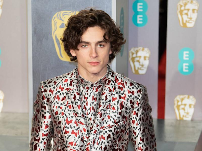 Timothee Chalamet to make London stage debut