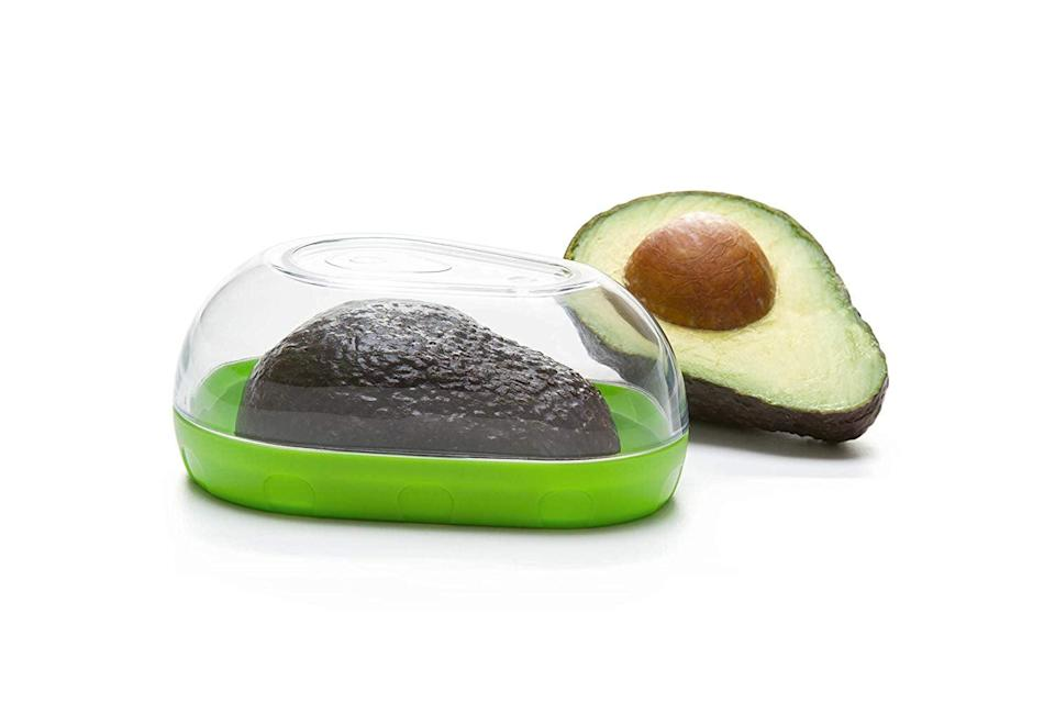 <p>This smart <span>Prepworks by Progressive Avocado Keeper </span> ($8) will always come in handy.</p>