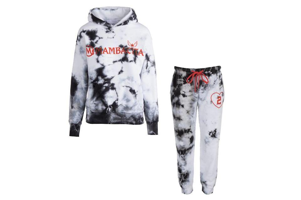 Dannijo, Black Mambacita Sweats, Tie Dye Sweats