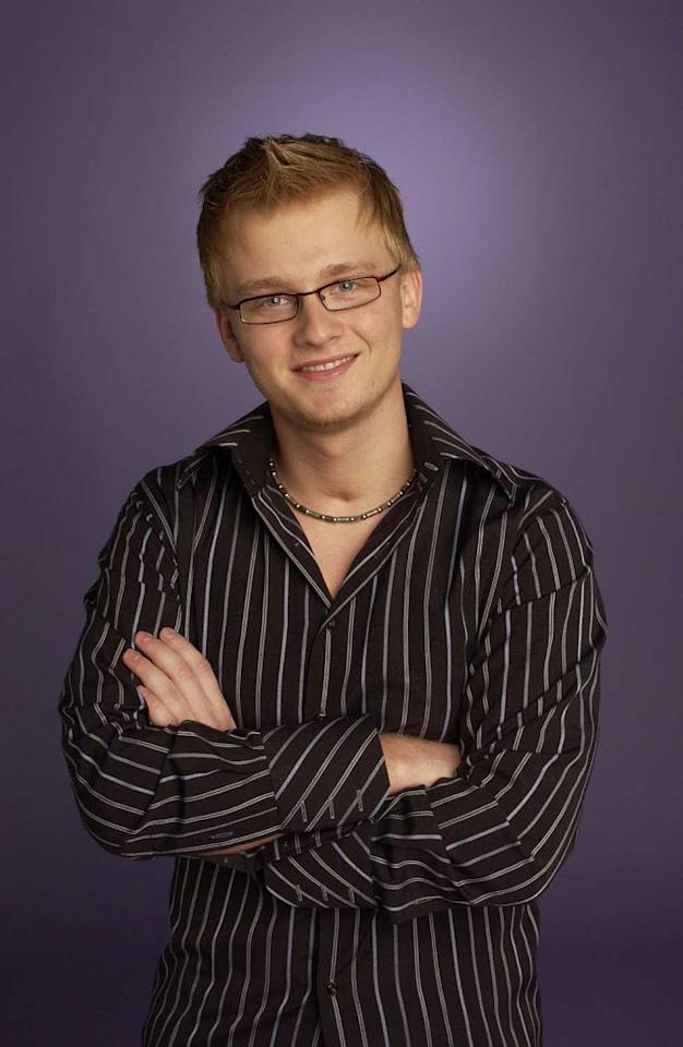 "Anthony Federov from Trevose, PA is one of the contestants on Season 4 of ""American Idol."""