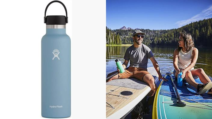 Best health and fitness gifts 2021: A Hydro Flask water bottle