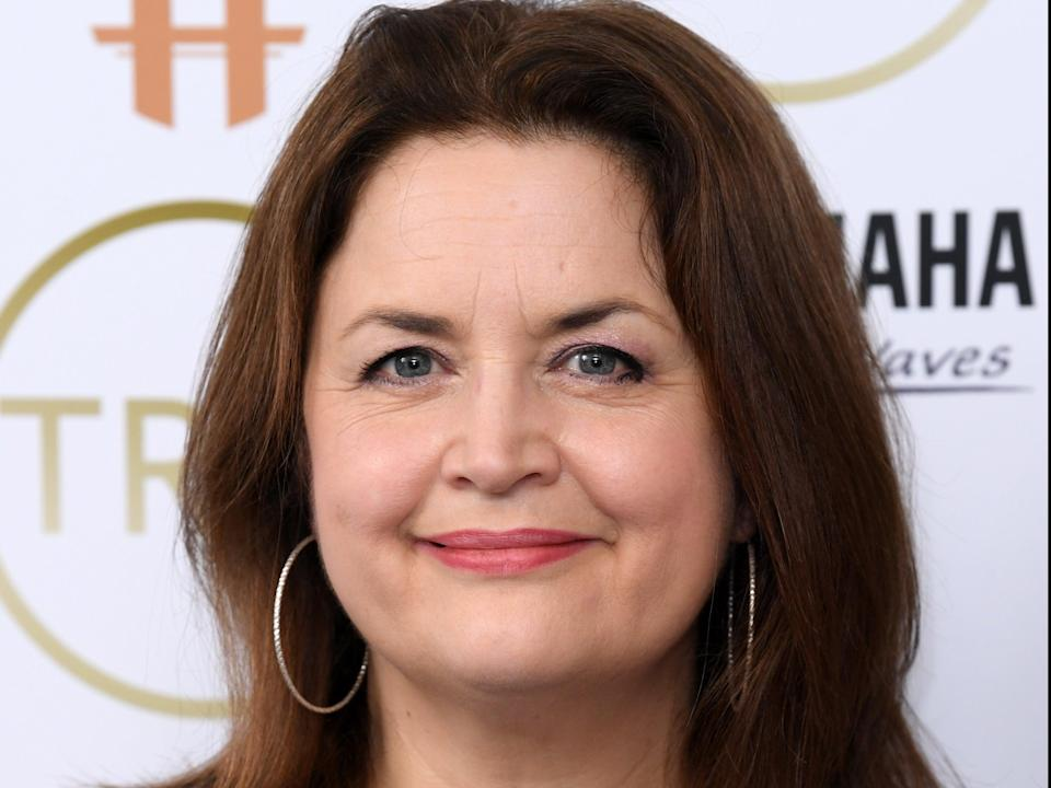 Ruth Jones (Rex Features)