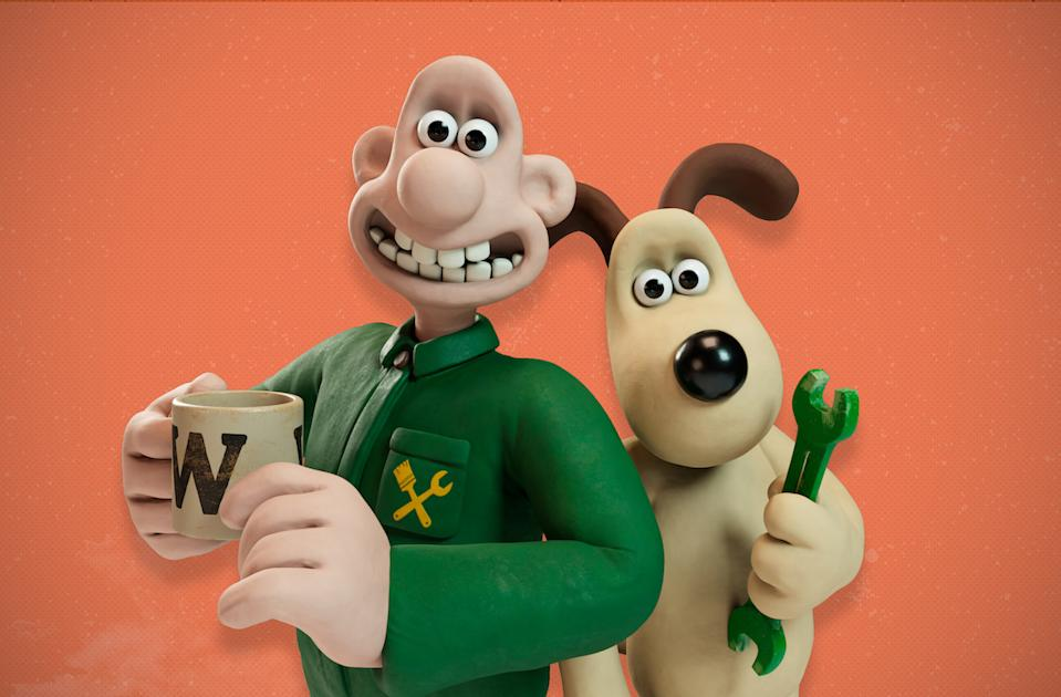 Image from <i>Wallace & Gromit: The Big Fix Up</i>. (Aardman Animations/Fictioneers)