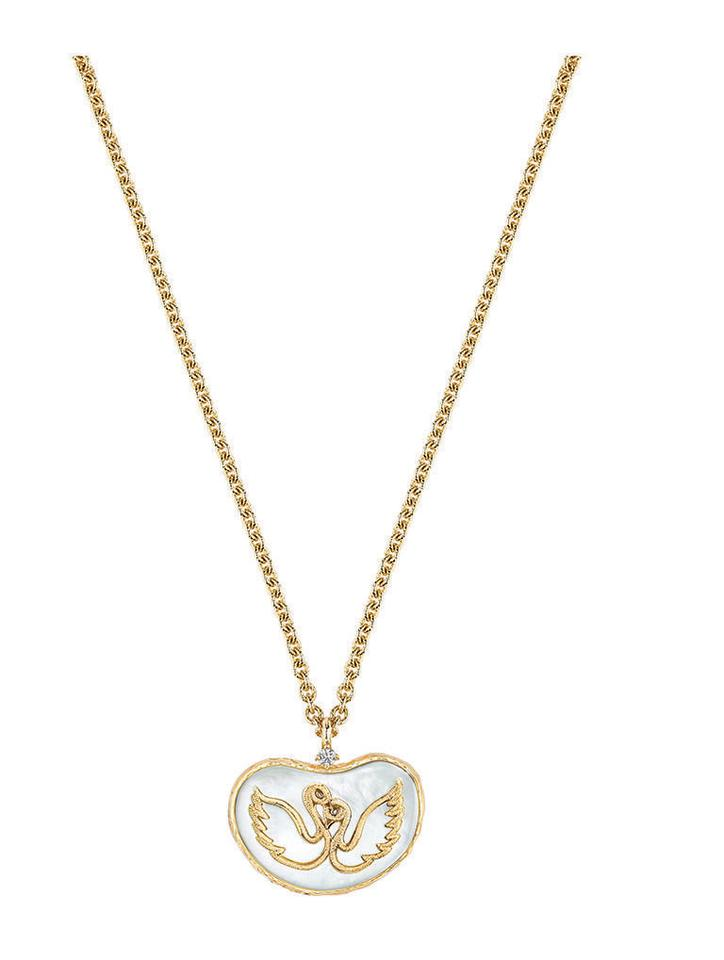 """<p>Suspended from a tiny cluster of diamonds, this delicate mother-of-pearl pendant would make the loveliest gift for the Gemini in your life. </p><p><a class=""""body-btn-link"""" href=""""https://go.redirectingat.com?id=127X1599956&url=https%3A%2F%2Fwww.dior.com%2Fen_gb&sref=https%3A%2F%2Fwww.harpersbazaar.com%2Fuk%2Ffashion%2Fjewellery-watches%2Fg32891019%2Fbest-birthstone-jewellery-june%2F"""" target=""""_blank"""">SHOP NOW</a></p>"""