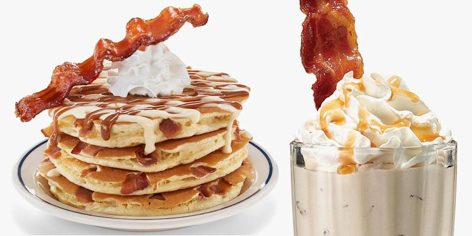 Ihop Nutrition Information And Calories Full Menu
