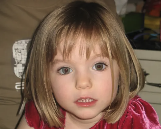 Madeleine McCann disappeared in 2007 while holidaying in Portugal with her family. Source: Met Police