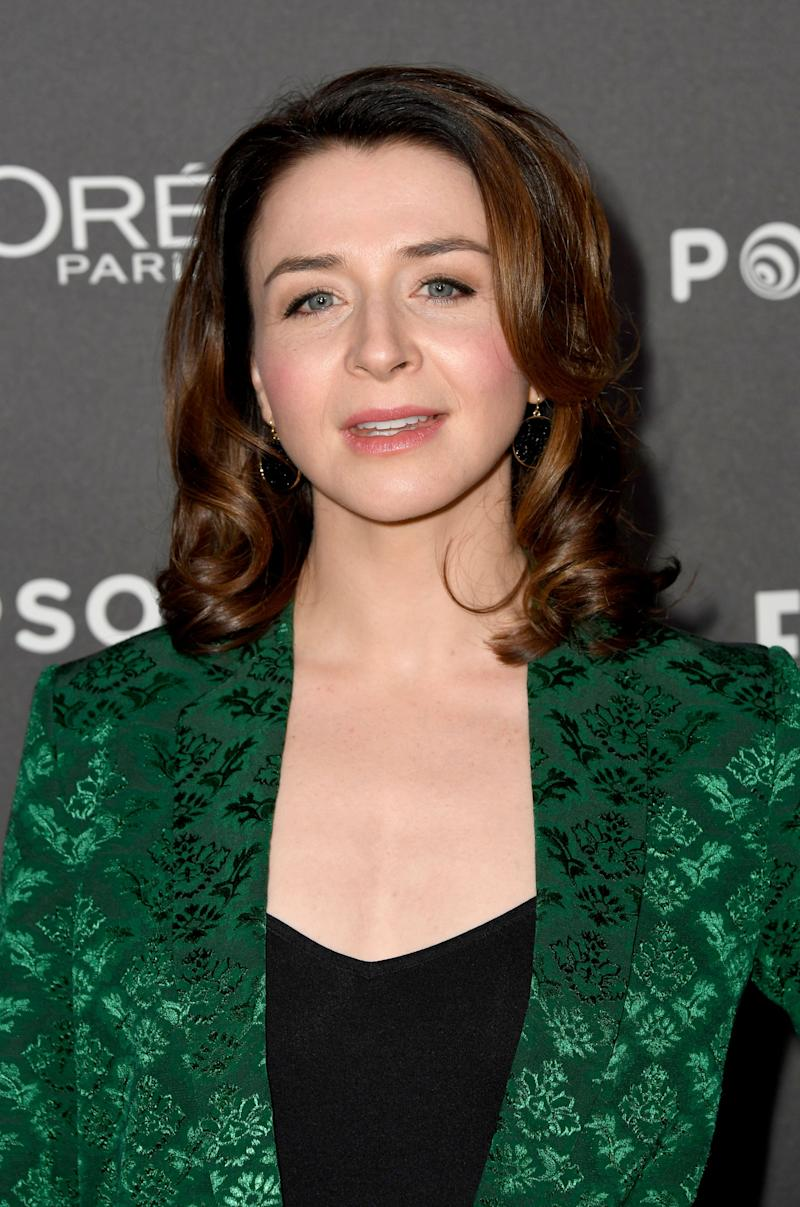 'Grey's Anatomy' star Caterina Scorsone shares how daughter's Down syndrome changed her view of motherhood