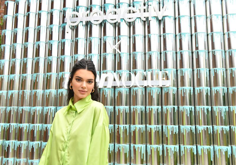 Kendall Jenner at Vogue event