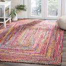<p>Add some color to your home this season with this <span>Safavieh Cape Cod Miah Braided Area Rug</span> ($100).</p>
